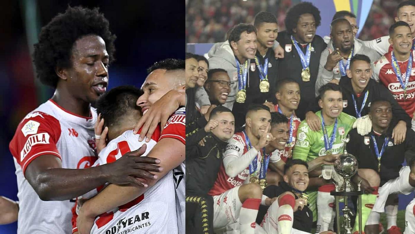 Carlos Sánchez y su primer título en su carrera de futbolista profesional