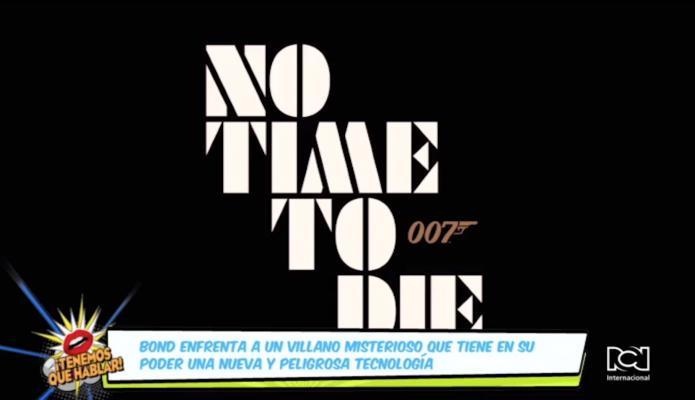 Se conoce el título de la entrega número 25 de James Bond