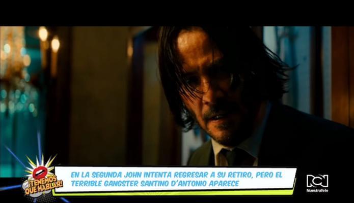 Ya salió a la venta en 4K Ultra DH, Blu-Ray y DVD 'John Wick: Capitulo 3 – Parabellum'