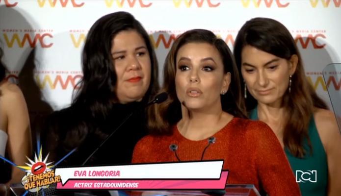 Asistimos a la gala anual del 'Womens Media Center' y hablamos con las protagonistas de la noche