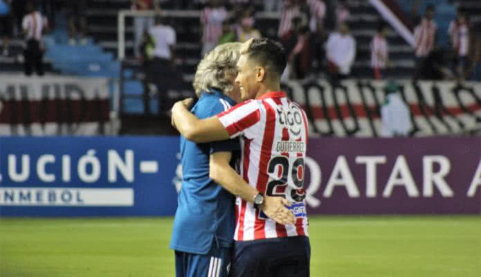 Jorge Jesús, DT de Flamengo, positivo a coronavirus 12 días después de enfrentar al Junior
