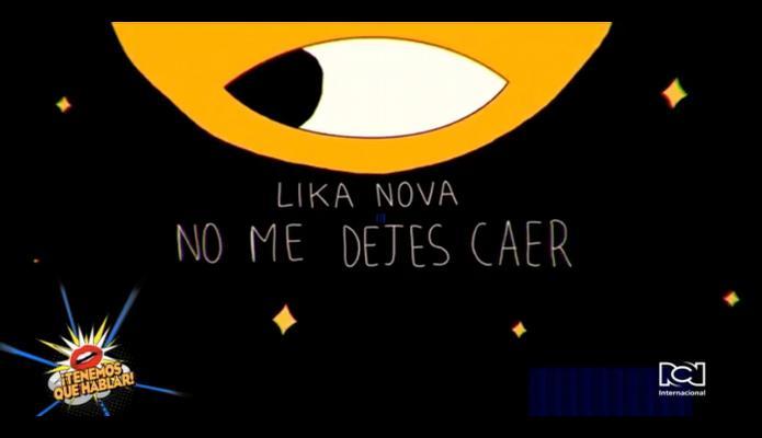 """""""No me dejes caer"""" es el nuevo sencillo de la banda de rock colombiana Lika Nova"""