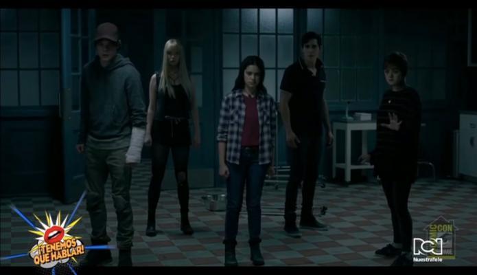 Comic-Con presenta nuevos avances de la película The New Mutants