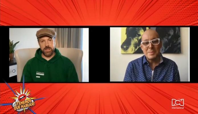 Hablamos con Jason Sudeikis sobre la serie Ted Lasso y su llegada a la plataforma Apple TV+