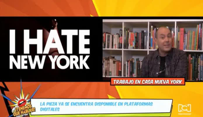 "Documental ""I Hate New York"" activismo y arte en la era underground de la Gran Manzana"
