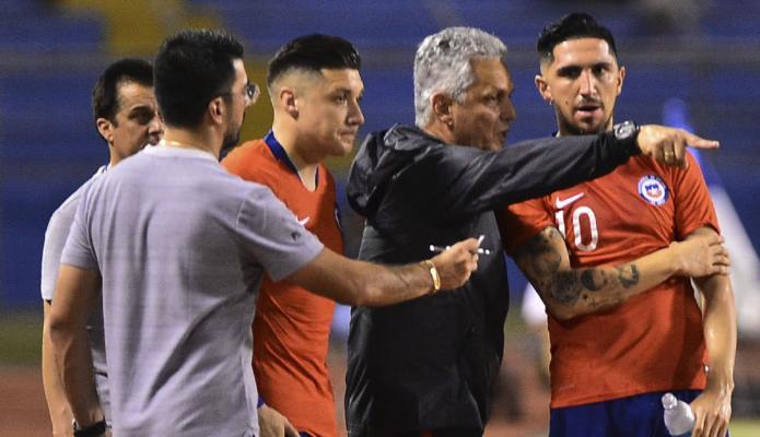 Chile definió el futuro de Reinaldo Rueda al frente de la Roja