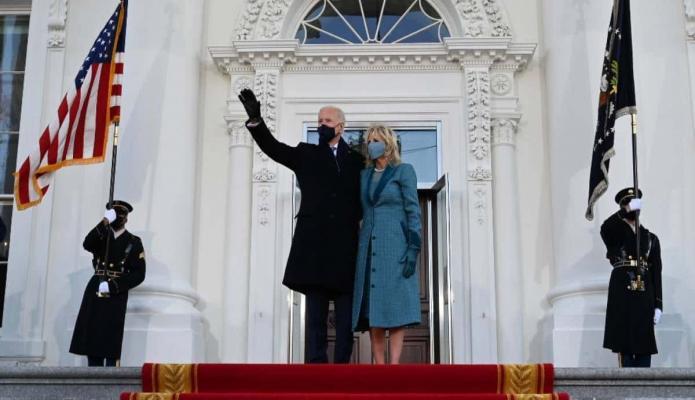 Presidente de Estados Unidos Joe Biden ya está instalado en la Casa Blanca