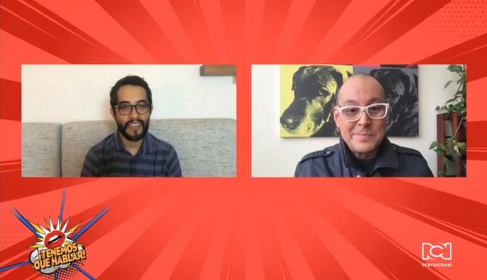 El mexico-estadounidense Carlos López Estrada codirigió la nueva película de Disney Raya y el último dragón