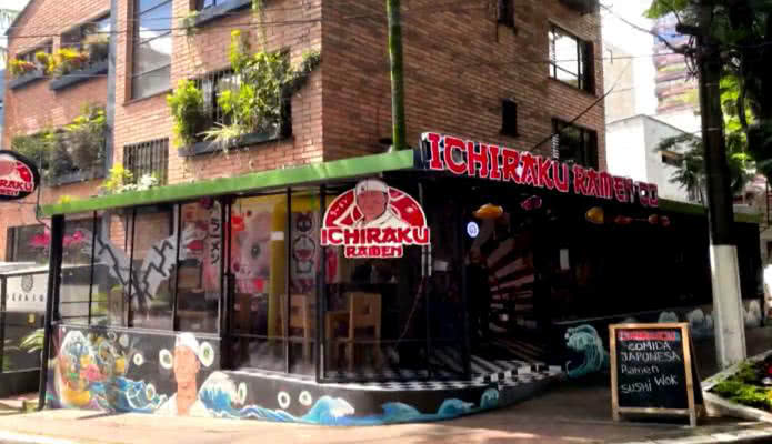Latin Colombia Gourmet: Conoce Ichiraku, un restaurante en Bogotá con ambientación japonesa