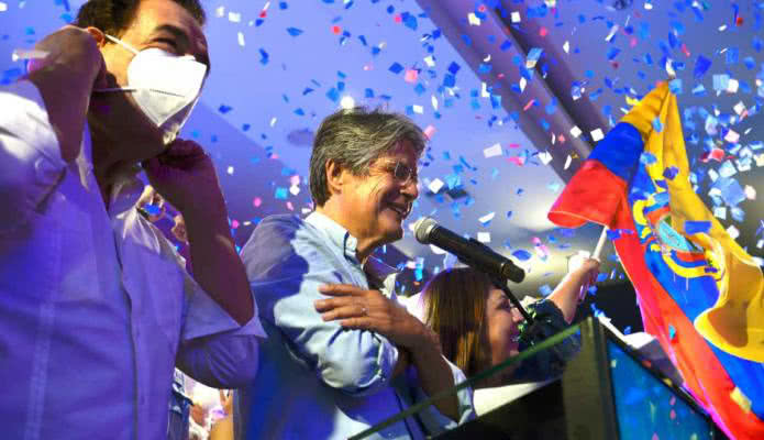 Guillermo Lasso asumirá el próximo 24 de mayo las riendas de Ecuador