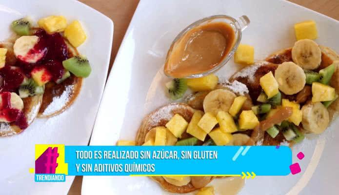 Emprendimientos con amor: Sano y Salvo, una oferta gastronómica para disfrutar pasabocas amigables con tu salud