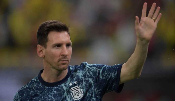 La imperdible reacción de Lionel Messi a un insulto de un hincha en Barranquilla