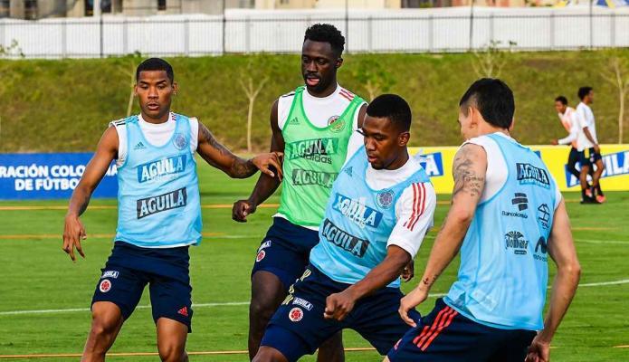 La Selección Colombia quedó lista para viajar a la Copa América en Brasil