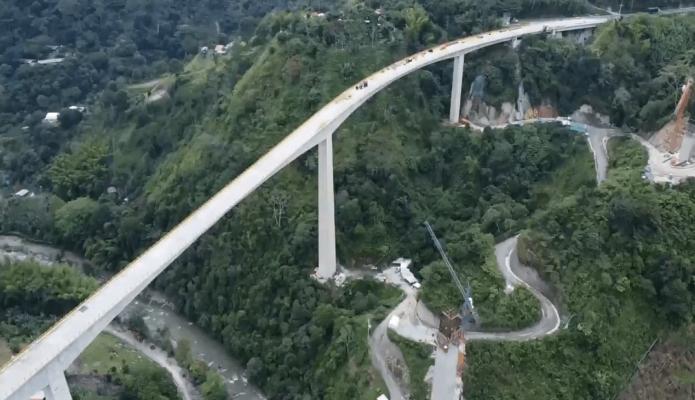 Ojos a la obra: en julio funcionará vía Ibagué - Cajamarca