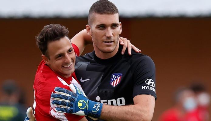 Sonríen la Selección y Rueda: ¡Santiago Arias volvió a jugar con el Atlético!