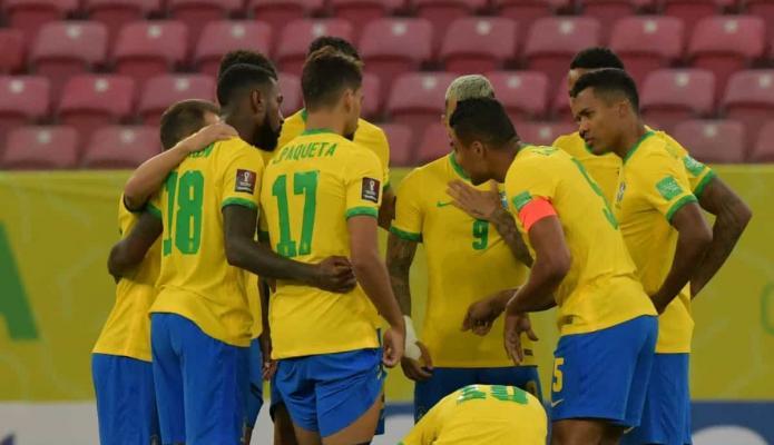 Bajas y novedades: los 25 de Brasil para partido contra Colombia en Barranquilla