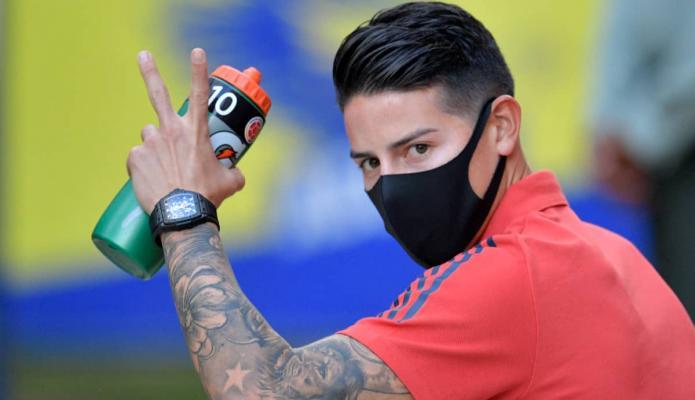 James Rodríguez, cerca de jugar en Catar: siga minuto a minuto su fichaje a Al-Rayyan