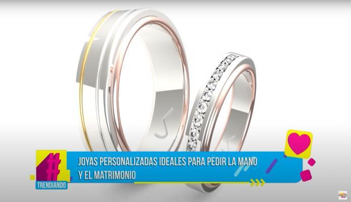 ¿Sabes cuál es el anillo ideal para tu matrimonio?