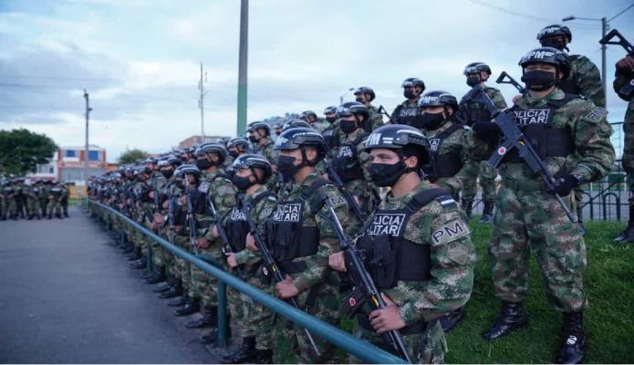 Esto es lo que puede hacer la Policía Militar si lo llega a detener