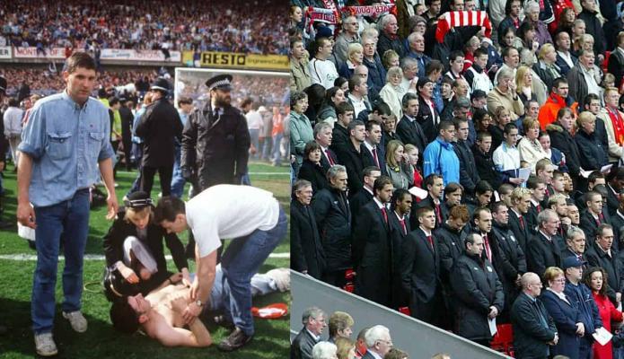 32 años después de la tragedia de Hillsborough, vuelven las tribunas de pie al fútbol inglés