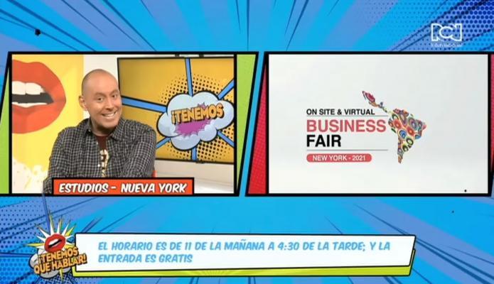 Más de 40 empresarios impulsarán sus emprendimientos en la Feria de Negocios NY 2021