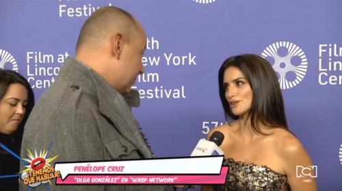 El filme 'Wasp Network', fue incluido en la edición número 57 del Festival de Cine de Nueva York