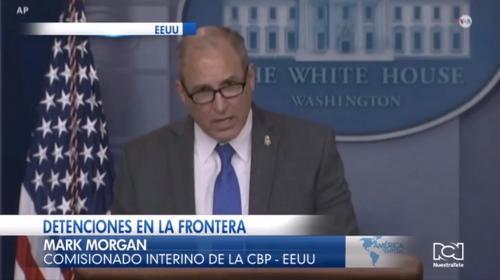 Detenciones de indocumentados en la frontera sur de Estados Unidos cayeron un 14% durante octubre