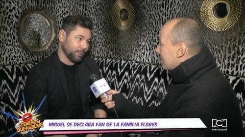 Miguel Poveda cantará en Nueva York junto a Rosario y Lolita Flores