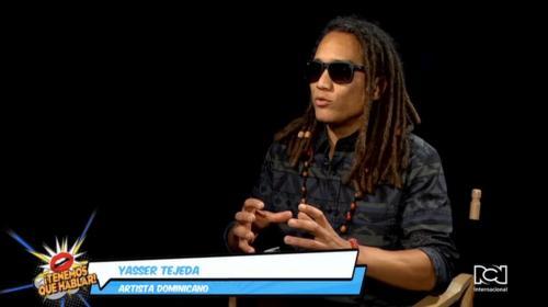 Yasser Tejeda revive las raíces afro-dominicanas en su nuevo álbum 'Kijombo'