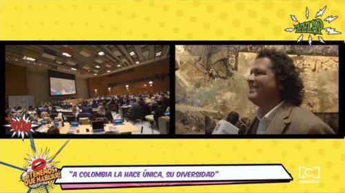 Carlos Vives fue condecorado en la cuarta versión del Latino Impact Summit