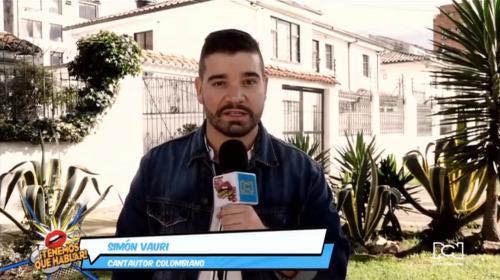 'No eres tú, soy yo' es lo nuevo del cantante de música popular Simón Vauri
