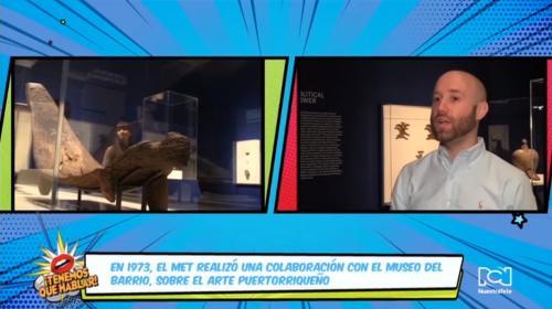 Museo Metropolitano de Arte de Nueva York inauguró la muestra 'Arte del Mar: Artistic Exchange in The Caribbean'