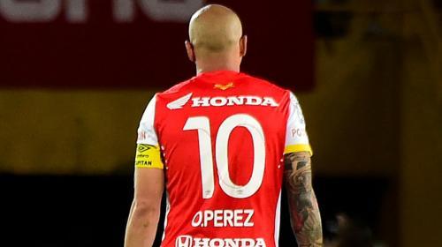 ¿Quién heredó la '10' de Omar Pérez en Independiente Santa Fe?