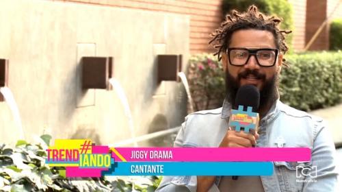 Jiggy Drama regresó a los escenarios con el sencillo 'Cómo eh'