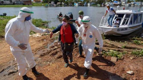 Latinoamérica tendrá cerca de 400.000 muertes por covid-19 en octubre: OPS
