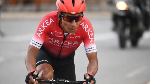 Nairo Quintana con camino definido rumbo al Tour de Francia