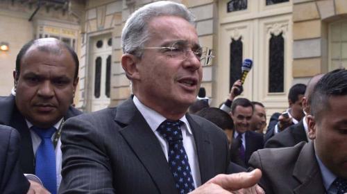 Expresidente Álvaro Uribe dio positivo para coronavirus
