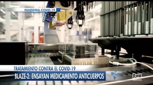 Eli Lilly & Co comenzará prueba de medicamento de anticuerpos contra el coronavirus