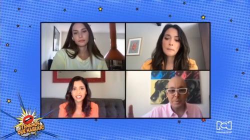 Estrellas femeninas de El Fugitivo hablan sobre la llegada de esta producción a la plataforma Quibi