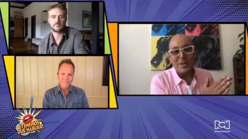 Kiefer Sutherland y Boyd Holbrook llegan hoy a la pantalla de Quibi con la serie The Fugitive