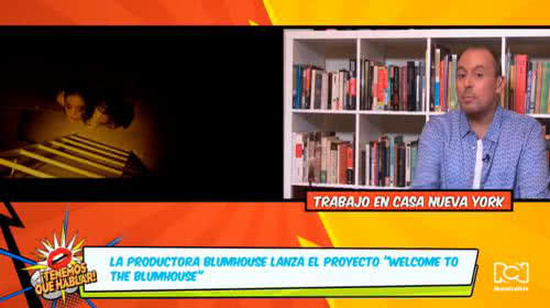 """La productora Blumhouse, lanza proyecto """"Welcome to the Blumhouse"""""""