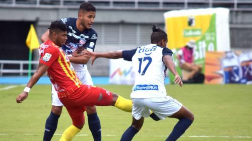 Junior derrota al Pereira y se mete en la pelea por la clasificación en la Liga BetPlay