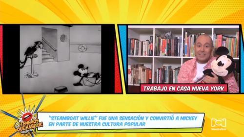 Disney celebra los 92 años de existencia de Mickey y Minnie Mouse
