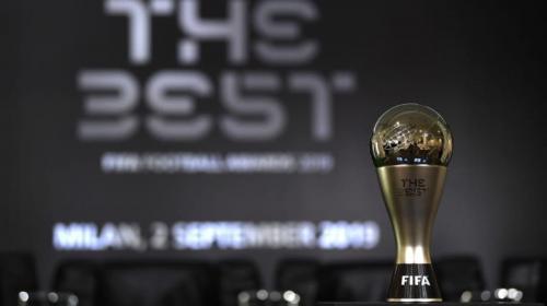 ¡De otra manera! Así se entregarán los premios Fifa The Best 2020