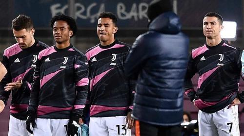 Juventus anuncia la recuperación de Cuadrado y su presencia en la Supercopa