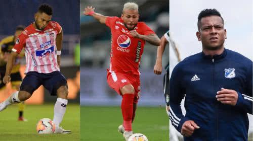 El top 10 de los jugadores más caros del fútbol colombiano