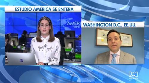 Abogado Diego Ferreyra analiza el proceso de asilo en Estados Unidos con Joe Biden en la Casa Blanca