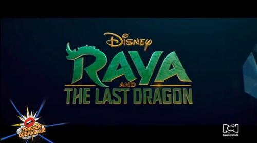 Walt Disney Animation Studios estrenará este 5 de marzo el filme Raya y el último dragón