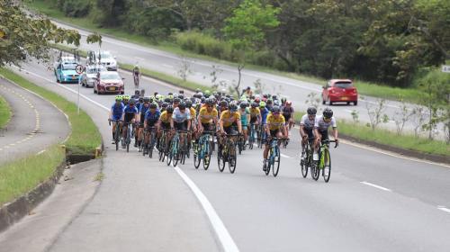 Recorrido oficial Vuelta a Colombia UCI 2.2 2021