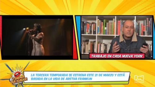 """Cynthia Erivo hará el papel de Aretha Franklin en la tercera temporada de la serie """"Genius"""" de National Geographic"""